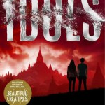 idols margaret stohl book cover