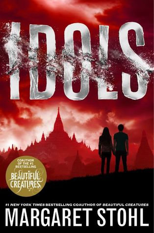 Blog Tour: Idols (Icons #2) by Margaret Stohl | Review