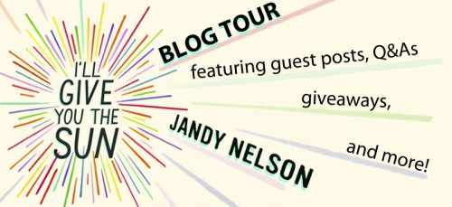 I'll Give You The Sun Blog Tour | Interview With Jandy Nelson + Giveaway