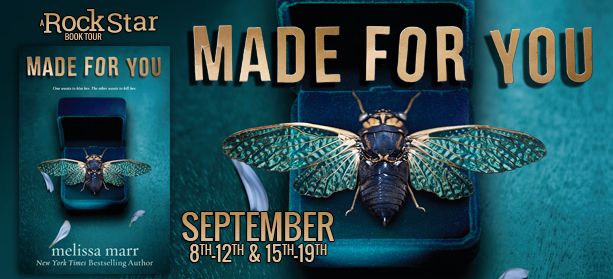 Blog Tour: Made For You by Melissa Marr | Scavenger Hunt