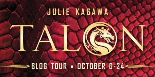 Blog Tour: Talon (Talon #1) by Julie Kagawa | Teaser + Giveaway