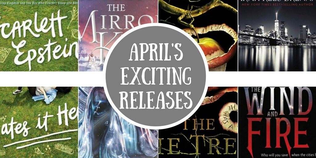 April's Exciting Releases