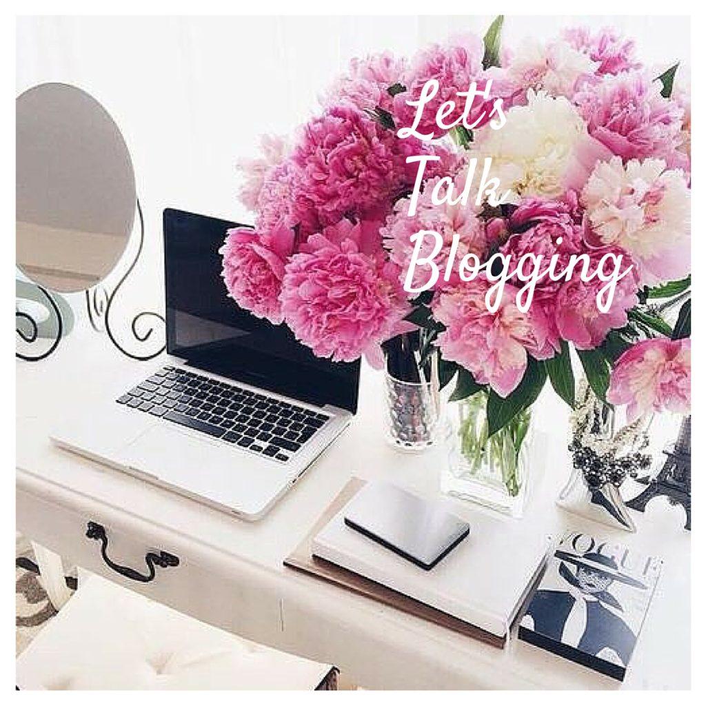Talk Blogging