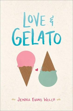 Love & Gelato cover