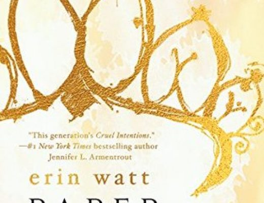 Paper Princess (The Royals #1) by Erin Watt | Review