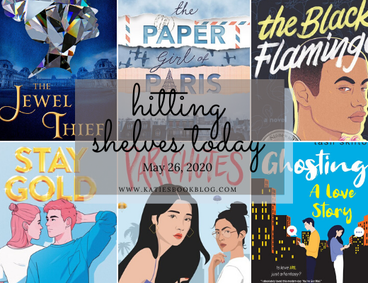 Hitting Shelves Today | May 26 New Book Releases