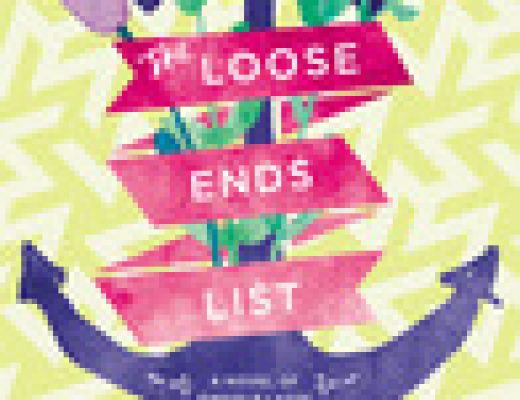 Blog Tour: The Loose Ends List by Carrie Firestone | Review + Giveaway