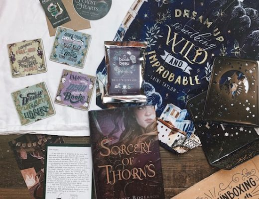 Owlcrate June 2019 | Subscription Box Review