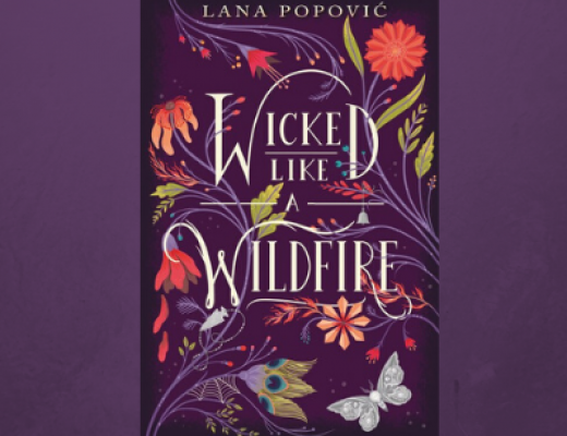 Wicked Like a Wildfire (Hibiscus Daughter #1) by Lana Popovic | Review