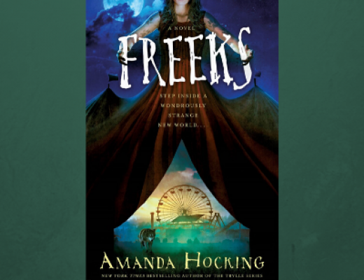 Freeks by Amanda Hocking | Review