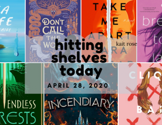 Hitting Shelves Today | April 28 New Book Releases