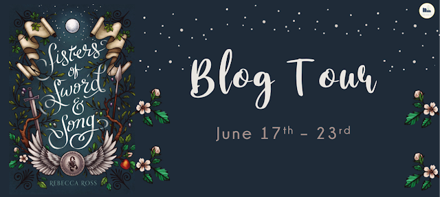 sisters of sword and song blog tour cover