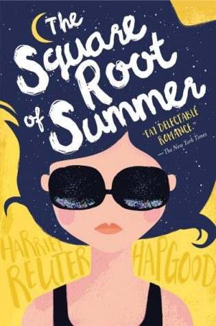 The Square Root of Summer by Harriet Reuter Hapgood   Review