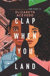 clap when you land elizabeth acevedo book cover