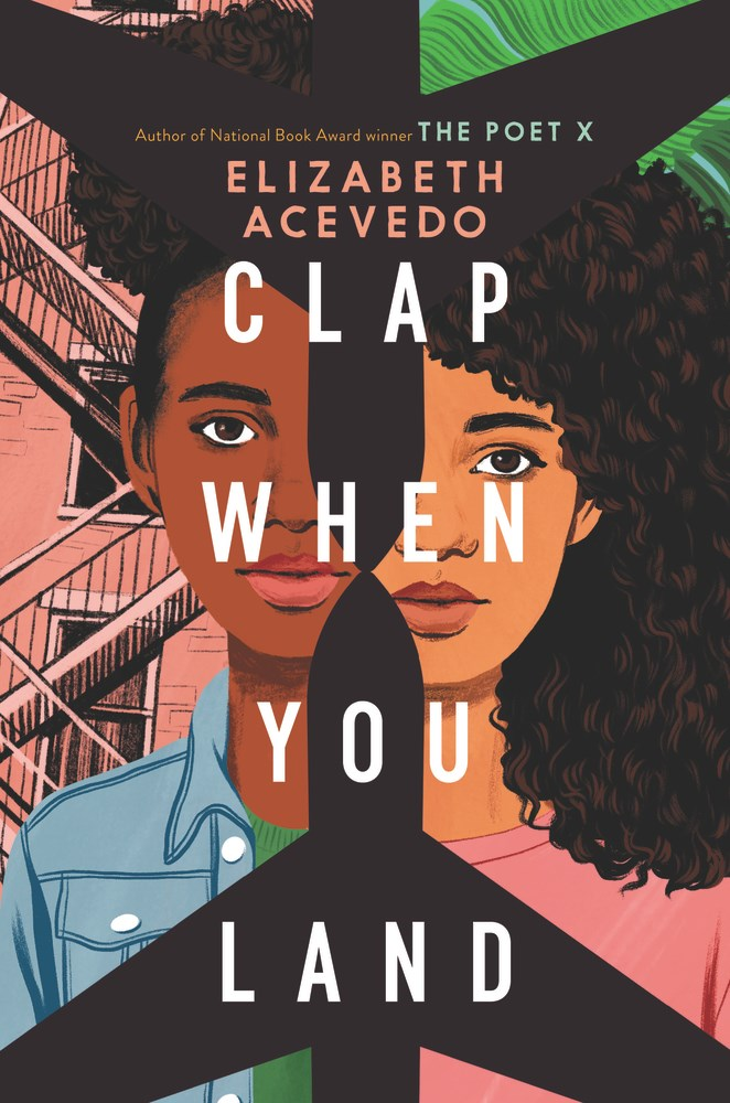 clap when you land elizabeth acevedo book cover