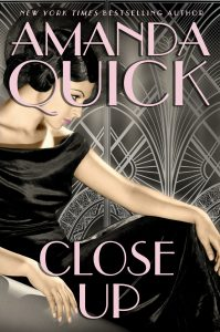 close up amanda quick book cover