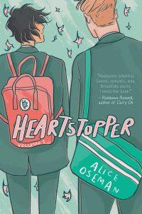 heartstopper alice oseman book cover