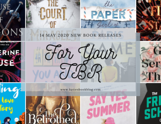 For Your TBR: May 2020 Exciting Book Releases