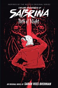path of night sarah rees brennan book cover
