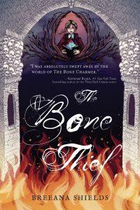 the bone thief breeana shields book cover