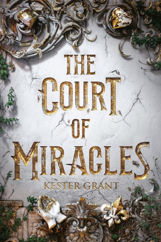 the court of miracles kester grant book cover