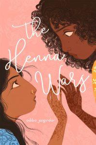 the henna wars adiba jaigirdar book cover