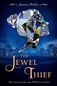 the jewel thief jeannie mobley book cover