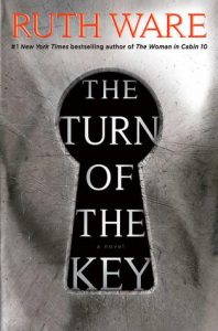 the turn of the key ruth ware book cover