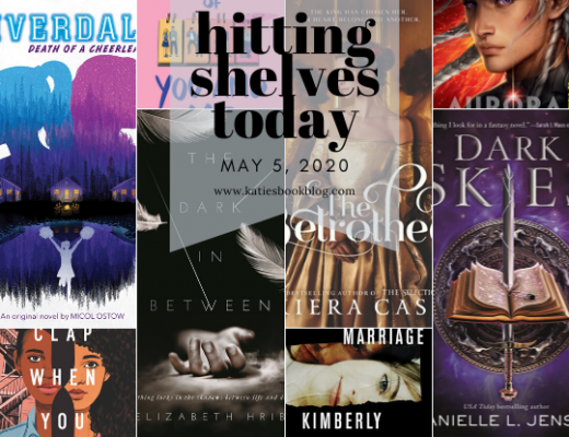 Hitting Shelves Today | May 5 New Book Releases
