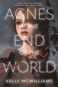 agnes at the end of the world kelly mcwilliams book cover