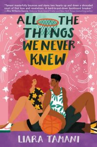 all the things we never knew liara tamani book cover