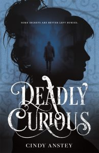 deadly curious cindy anstey book cover