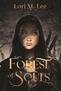 forest of souls lori m lee book cover