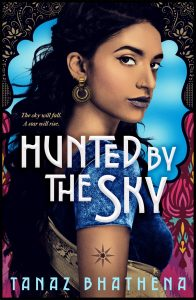 hunted by the sky tanaz bhathena book cover