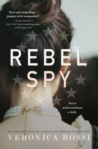 rebel spy veronica rossi book cover