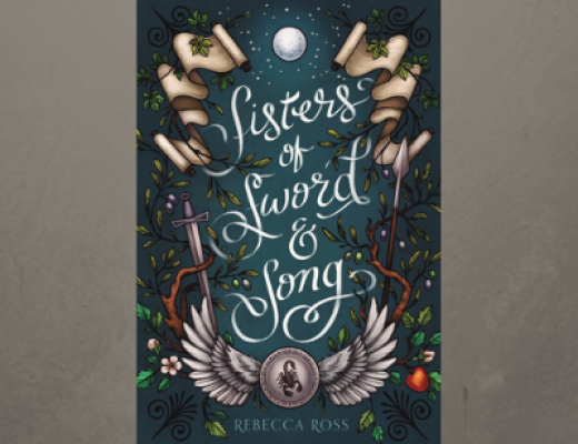 Blog Tour: Sisters of Sword and Song by Rebecca Ross | Review + Favorite Quotes