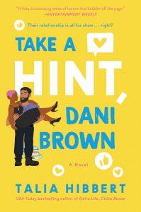 take a hint dani brown talia hibbert book cover