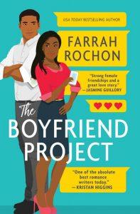 the boyfriend project farrah rochon book cover