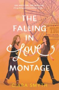 the falling in love montage ciara smyth book cover