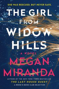 the girl from widow hills megan miranda book cover