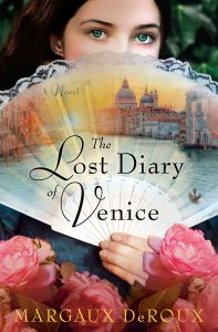 the lost diary of venice margaux deroux book cover