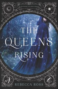 the queen's rising rebecca ross book cover