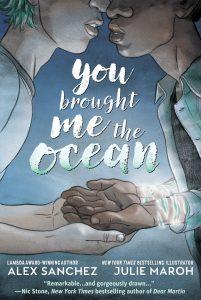 you brought me the ocean alex sanchez julie maroh book cover
