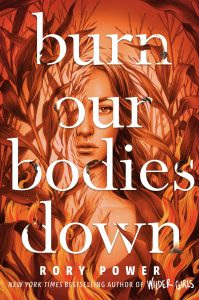 burn our bodies down rory power book cover