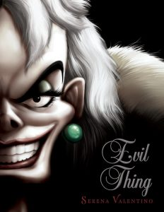 evil thing serena valentino book cover