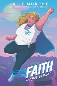 faith taking flight julie murphy book cover
