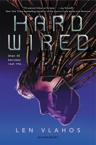 hard wired len vlahos book cover