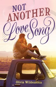 not another love song olivia wildenstein book cover