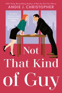 not that kind of guy andie j. christopher book cover