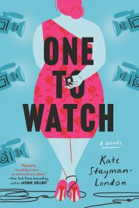 one to watch kate stayman london book cover